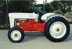 Antique Tractors 1953 Ford Jubilee Picture