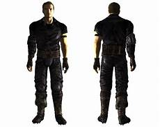 Fallout New Vegas Light Armour Lightweight Leather Armor The Fallout Wiki Fallout