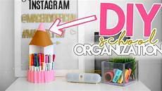 diy back to school organization diy school supplies 2018