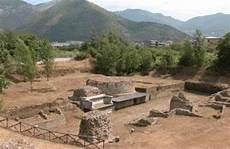 della cania nocera superiore cultura italia area archeologica della necropoli