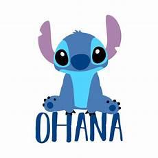 stitches ohana stitch ohana lilo and stitch t shirt teepublic
