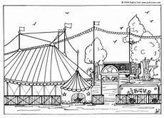 malvorlage zirkus kostenlose ausmalbilder zum ausdrucken