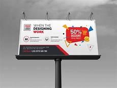 Billboard Design Template Discount Billboard Banner Template 000353 Template Catalog