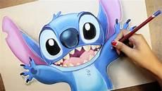 speed drawing stitch lilo stitch diana d 237 az