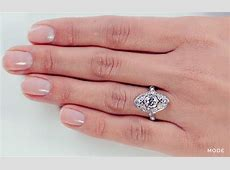 100 Years of Engagement Rings in 3 Minutes: See Video!