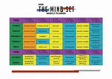 Make A Timetable For Me Revision Timetables And Planning Bbc Bitesize