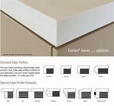 corian edges kitchen countertops bison bath and kitchen design