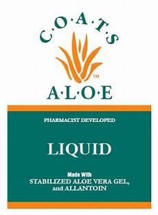 coats aloe coats aloe liquid