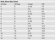 Foot Chart Size Uk How To Measure Kids Feet Zalando Lounge Uk Magazine