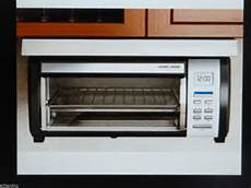 black decker spacemaker digital toaster oven tros1000