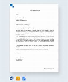 Business Lease Proposal Template Free 14 Sample Lease Proposal Letter Templates In Pdf