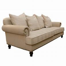 Three Seat Sofa Png Image by European Design Linen Three Seat Sofa In Taupe And