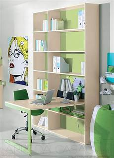 librerie camerette per ragazzi libreria e scrivania cameretta bambini gt0020lib prezzo