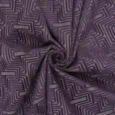 aztec deco geometric chenille raised velvet curtain