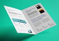 4 Pages Brochure Free Bi Fold A4 Brochure Mockup Psd Good Mockups