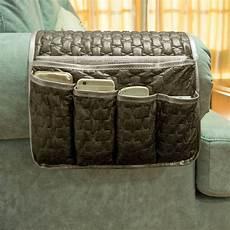 multi function leather sofa organizer tv remote