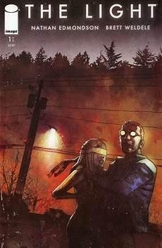 Leave The Light On Comic The Light Comic Book 1 Of 5 2 42 Comic Megastore