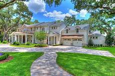 palatial traditional home plan with fabulous master suite
