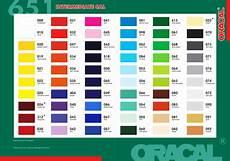 Oracal 751 Color Chart Pdf Katalog Warna Oracal 651 Glossy Doff Peltempel