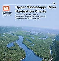 Army Corps Of Engineers River Charts Amazon Com Upper Mississippi River Navigation Charts