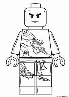lego ninjago zane coloring pages printable