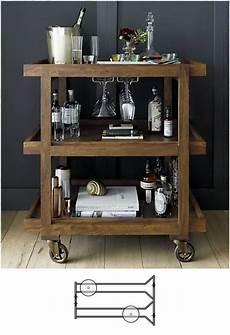 bicchieri da bar mini bar angolo di relax fai da te con porta bicchieri