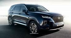 2020 Hyundai Suv by 2020 Hyundai Palisade Suv Makes Untimely Debut With