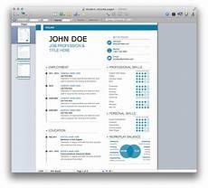 Pages Resume Template Mac New Mac Template Modern Resume Mactemplates Com