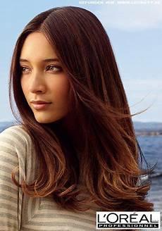 frisuren braune glatte haare frisuren bilder sattes braun im glatten haar zum