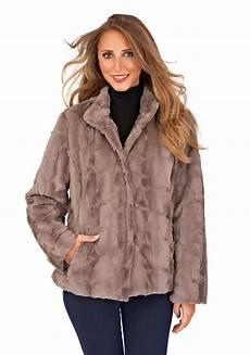 warm fur coats for womens faux fur coat mid length jacket