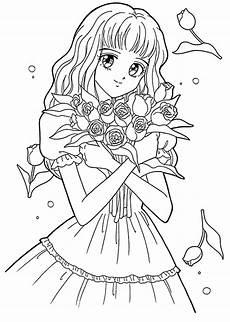 Anime Malvorlagen Anime Ausmalbilder Zum Ausdrucken Halaman Mewarnai