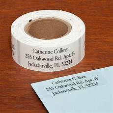 Large Labels Personalized Large Print Address Labels Set Of 200 Easy