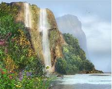 Animated Waterfall Background 50 Free Waterfall Screensavers And Wallpaper On