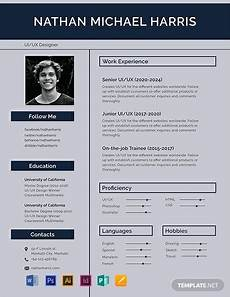 Editable Resume Template 14 Free Modern Resume Templates Word Doc Psd