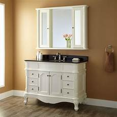 48 quot sedwick white vanity bathroom vanities bathroom