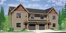 affordable duplex house plan with 3 bedrooms by bruinier