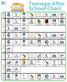 Make Your Own School Schedule Free Printables Age Appropriate Chores For Kids Age