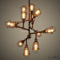 12 Light Wrought Iron Chandelier 12 Light Wrought Iron Industrial Led Chandelier With Wire