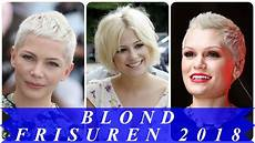 kurzhaarfrisuren frauen 2017 frech blond coole kurzhaarfrisuren blond 2018