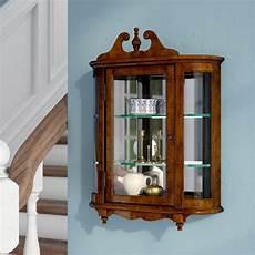 astoria grand bedingfield wall mounted curio cabinet