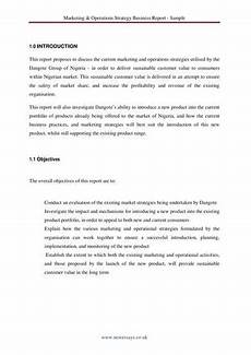 Sample Buisness Report Free 9 Business Report Samples In Pdf Ms Word