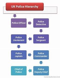 Police Officer Rank Chart A Study Of A Specific Job Role Work Based Portfolio