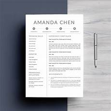 Clean Resume Template Word Clean Professional Resume Template Word 11655 Resume