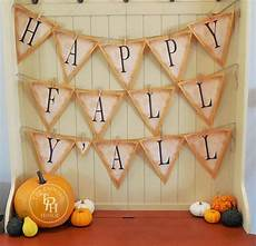 Fall Letters Template Free Printables Rustic Banner Letters A Z