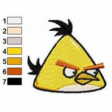 Angry Bird Designs Angry Birds Embroidery Design 12