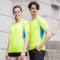 Custom Design Dri Fit T Shirts High Quality Dri Fit Performance T Shirts Unisex Wicking