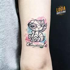 tatuajes de stitch logia barcelona