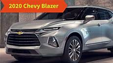 chevrolet blazer 2020 price 2020 chevy blazer specs interior price
