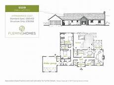Uk House Floor Plans Single Storey Design Styles From Fleming Homes Timber