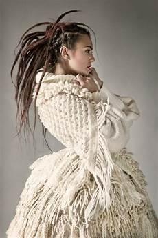 trend shaggy chaqueta de ganchillo tejidos de